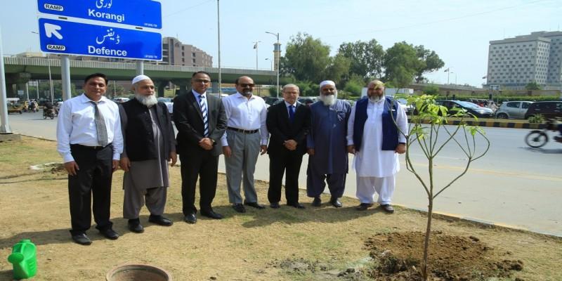 HBFC initiates Tree Plantation Drive